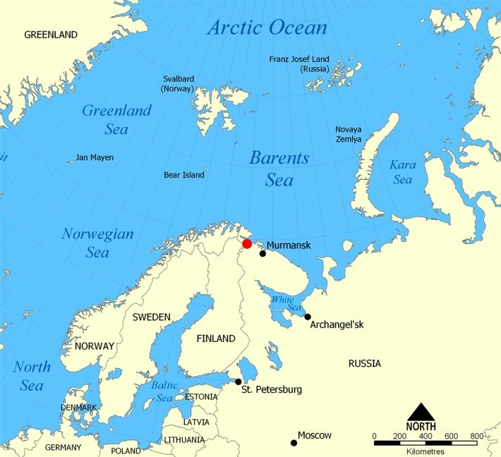 kirkenes_map